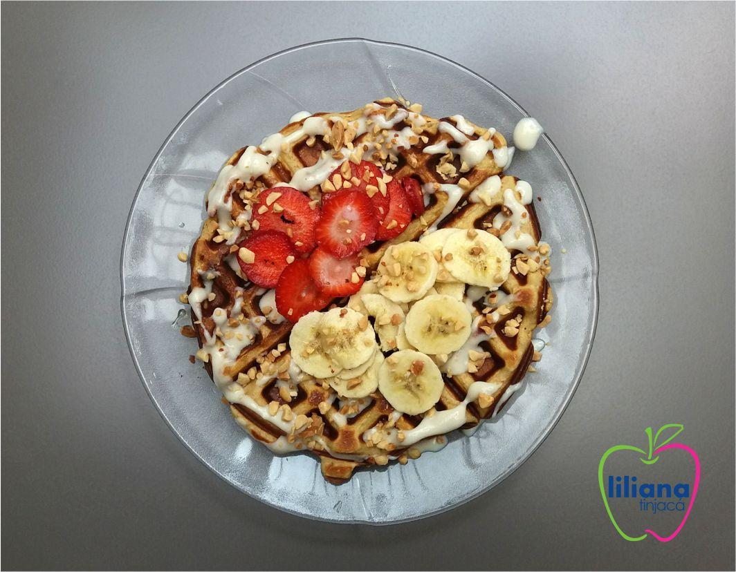 Waffles herbalife