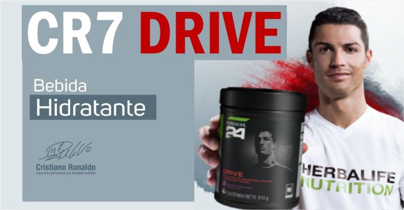 CR7 DRIVE Herbalife 24