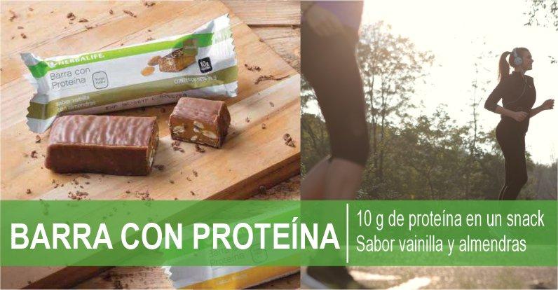 Snack de Proteína Saludable