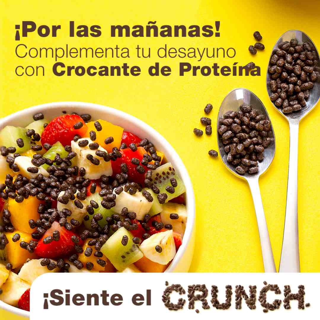 Topping de Proteína Herbalife Nutrition