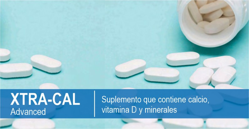 Suplemento de calcio de Herbalife Nutrition